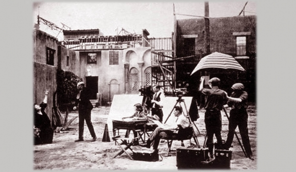 History of silent films