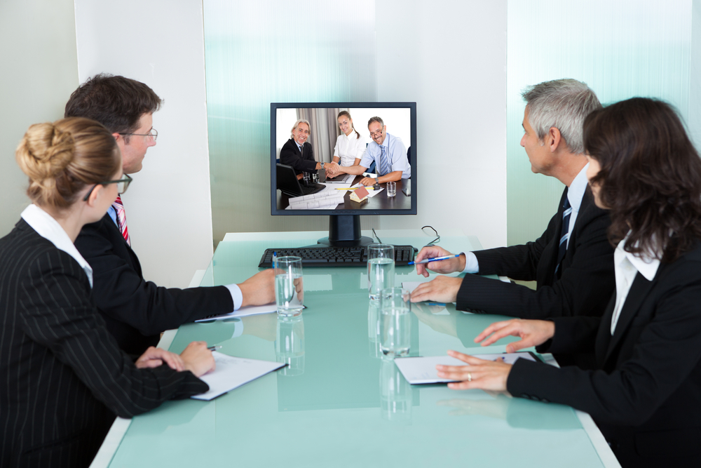Web Conferencing Working | Huron Telecommunications